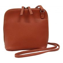 1856TA Audrey X Body Bag Tan (2)