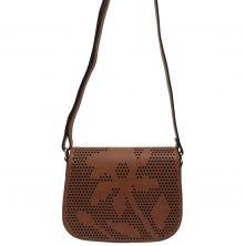 4061C Chelsie Shoulder Bag Chocolate