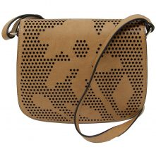 4061L Chelsie Shoulder Bag Latte (2)