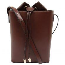 4066C Marci Shoulder Bag Chocolate