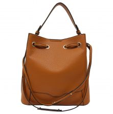 4071T Ruby Handbag Tan (1)