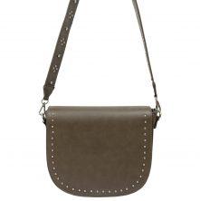 4077K Madison Shoulder Bag Khaki (1)