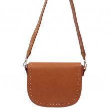 4077T Madison Shoulder Bag Tan (2)
