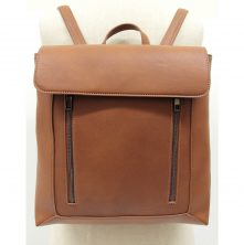 4079BRO Grace Backpack Brown (1)
