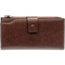 HT001C Madrid Wallet Chocolate (2)