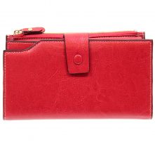 HT001R Madrid Wallet Red (2)