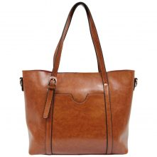 HT011T Madrid Tote Tan (1)